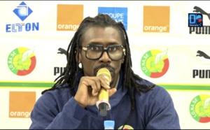 Aliou Cissé : « Ce genre de match là devrait faire partie de notre progression… On doit aussi préparer la coupe du monde 2022 »