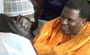 Touba: Le ziar de Iran chez Serigne Mountakha Mbacké (vidéo)