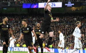 Ligue des champions : Manchester City renverse le Real Madrid