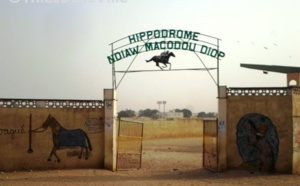 Hippodrome Ndiaw Macodou Diop, Ex Champs de Courses