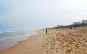 Reportage I Un calme inhabituel à la plage Malibu de Guédiawaye
