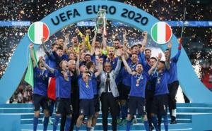 FINALE EURO 2021 : L'ITALIE SACRÉE DEVANT L'ANGLETERRE
