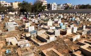 Vague macabre et Covid-19 : « Depuis que je suis ici en 1993, on n'a jamais eu près de 20 enterrements dans la journée… La situation est alarmante! » (Gestionnaire du cimetière de Pikine)