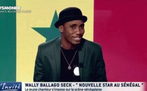 """Waly Seck sur le plateau de TV5: """" Je ne fréquente pas les homos, c'est interdit chez nous"""""""