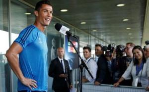 """Ronaldo parle après la """"fausse alerte"""": 'J'ai eu un peu peur'"""