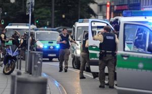 Fusillade à Munich(Allemagne): Au moins 10 morts