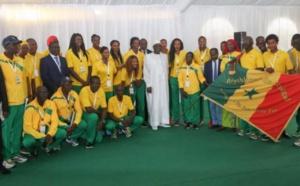 """Jeux Olympiques de Rio 2016 - Macky appelle les athlètes sénégalais à """"adopter un comportement éthique, sportif et de respect"""" vis à vis de leurs adversaires"""