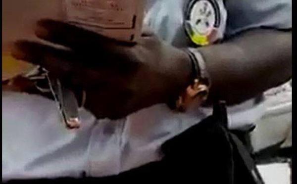 Affaire de la vidéo du policier: Assane Diallo sauvé de la radiation