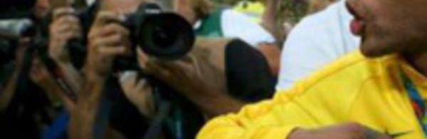 Après la victoire du Brésil aux JO: Neymar pète un plomb devant un fan