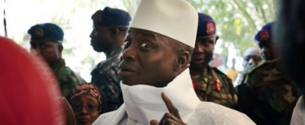 Gambie: Jammeh reconnaît sa défaite