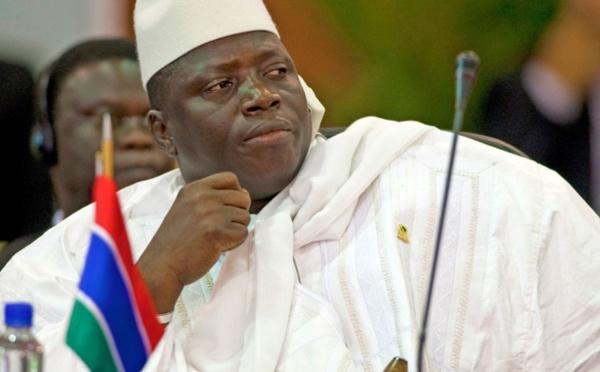 Yahya Jammeh aux Gambiens: « Tout ceci sera bientôt résolu dans la paix»(Vidéo)