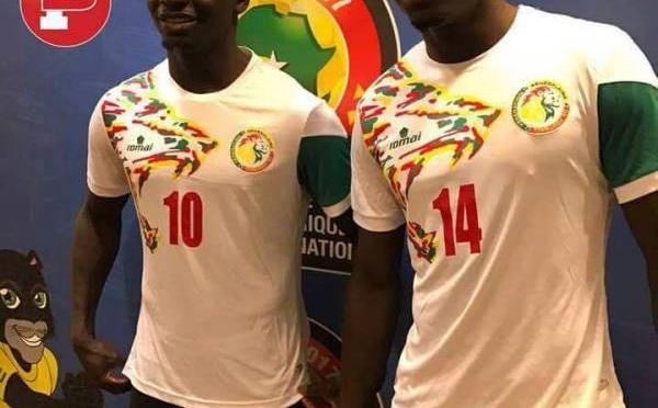 Photos: Les Lions portent leur nouveau maillot de la marque Romai