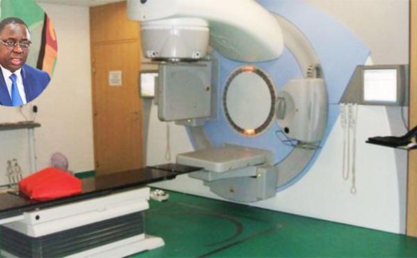 Santé: Macky Sall préconise le renouvellement de l'appareil de radiothérapie de l'hôpital Le Dantec
