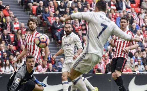 Liga : le Real Madrid sort vivant de l'enfer de San Mamés( Footmercato)