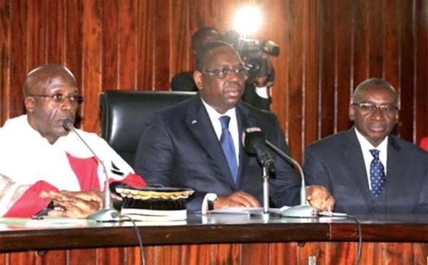25 mars 2012- 25 mars 2017 : Référendum, Réformes, Conseil supérieur de la Magistrature, Statuts des magistrats