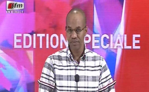 Accusations contre un cameraman de la TFM sur l'incendie du Daaka: Mamoudou Ibra Kane dément