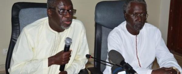 DERNIÈRE MINUTE : Le directeur de l'Office du Bac Babou Diakham vient de démissionner