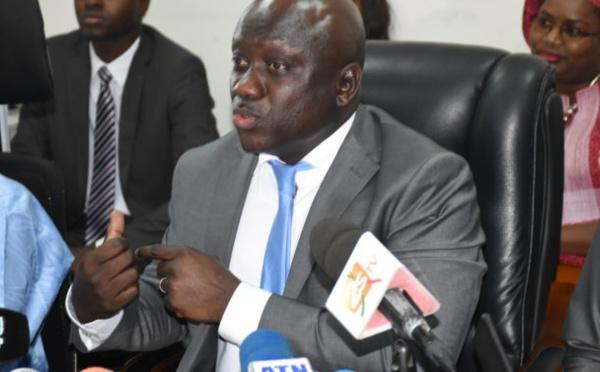 Réquisitoire: Le procureur requiert 7 ans contre Khalifa Sall et Mbaye Touré