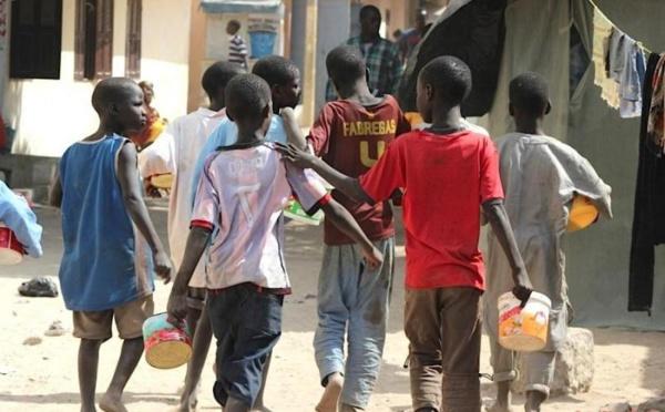 Retrait des enfants de la rue: Mise en oeuvre d'une nouvelle approche