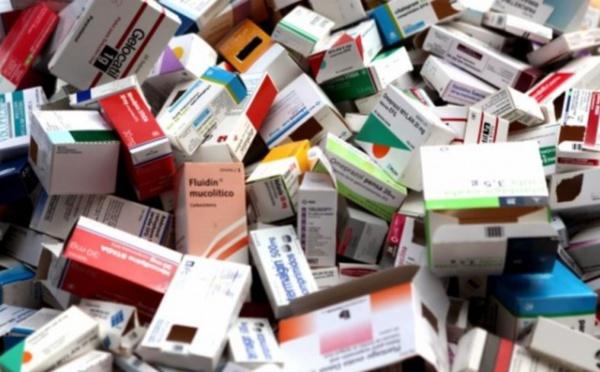 Faux médicaments à Fatick : Une saisie d'une valeur d'un milliard faite à Foundiougne