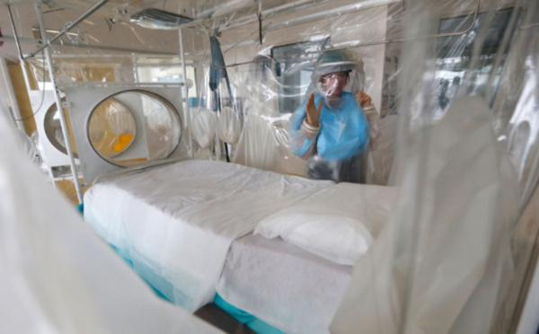 Ebola : premier cas d'infection diagnostiqué aux États-Unis