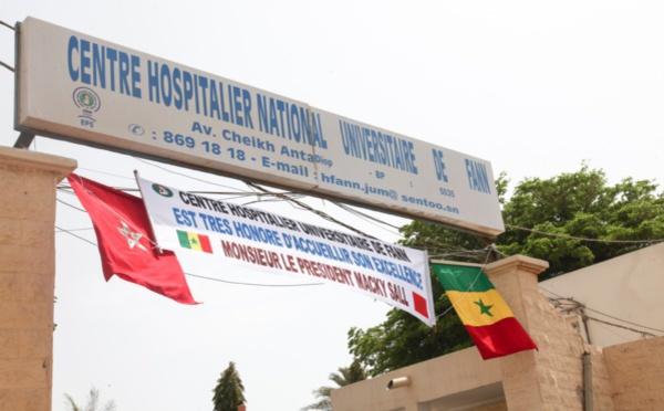En visite au Sénégal: Mohamed VI offre 10 tonnes de médicaments à l'hôpital Fann de Dakar