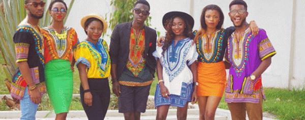 En vogue: Le dashiki, un vêtement identitaire des Noirs dans le monde entier