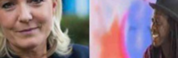 Vidéo - Fada Freddy cherche un mari noir pour Marine Le Pen