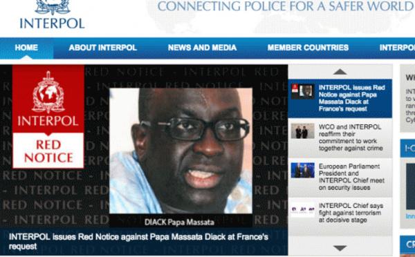 Justice française: Un mandat d'arrêt contre Papa Massata Diack, lancé depuis le 17 décembre dernier