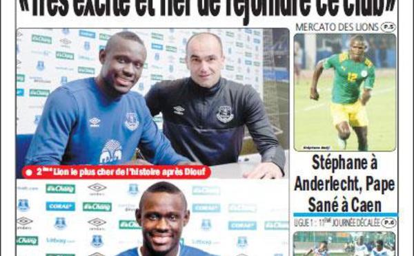 Transfert: Les premières réactions de Baye Oumar Niasse et du manager d'Everton