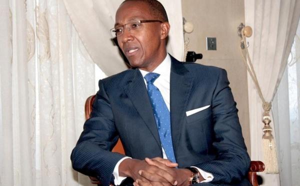 Cité par Adama Bictogo: Abdoul Mbaye apporte des précisions(communiqué)