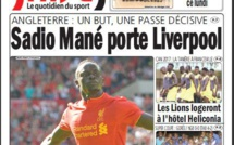 Week-end des lions: Sadio Mané porte liverpool