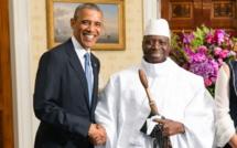 Présidentielle gambienne: Yahya Jammeh félicité par les Etats-Unis