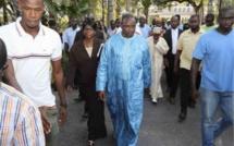 Diplomatie: Adama Barro prête serment à Dakar pour des raisons de sécurité