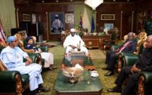 Banjul: Yahya Jammeh annonce son départ de la présidence gambienne