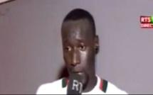 Famara Diédhiou, attaquant des lions: «On abordera l'Algérie avec la même détermination que les autres matches»