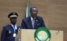 UA: Le Président en exercice, Idris Deby Itno, se félicite de l'investiture de Adama Barrow
