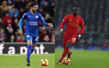 Premier League – Leicester / Liverpool ce soir: Sadio Mané contre Mahrez, duel en or