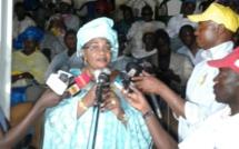 Statut du chef de l'opposition: Aida Mbodji demande à l'Etat de régler la question