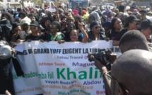 Vidéo-Le Collectif des femmes de Grand Yoff donne un ultimatum à Macky Sall