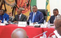 Sécurité: Le Président de la République réitère 'tout'' son soutien aux forces de défense et de sécurité(Officiel)