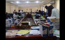 Elections législatives: Retrait des 47 listes sur le site web de la DGE