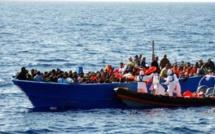 Emigration clandestine: Plus de 2.000 migrants décédés en mer vers l'Europe depuis janvier