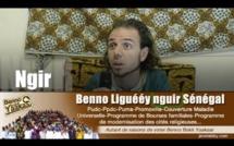 Avis d'expert… Gueleem Sarr parle de l'usage du Wolof sur les affiches de campagne