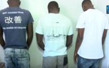 Braquage des agences de transfert d'argent de Gueule Tapée et de Liberté 6 : La sûreté urbaine interpelle 3 individus .