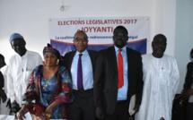 """Législatives-Campagne: La coalition """"JOYYANTI''promet de restaurer la dignité de l'Assemblée nationale"""