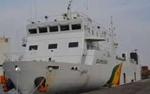 """""""Diambogne"""" endommagé après un accident au Port: L'Etat du Sénégal réclame 2,7 milliards au groupe Grimaldi"""