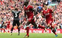 Premier league: Liverpool libéré par Sadio Mané(vidéo)