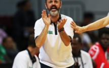 Equipe nationale de basket masculine: Porfirio veut rester