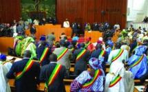 Institutions: L'Assemblée nationale a statué sur les projets de Loi  de l'année 2017-2018